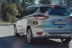ford suv video