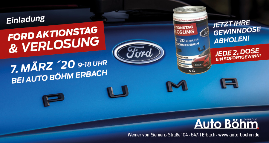ford aktionstag